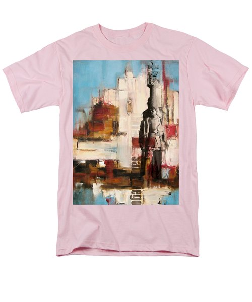 San Diego City Collage 2 T-Shirt by Corporate Art Task Force