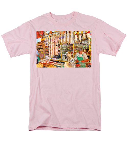 The Local Deli T-Shirt by Wingsdomain Art and Photography
