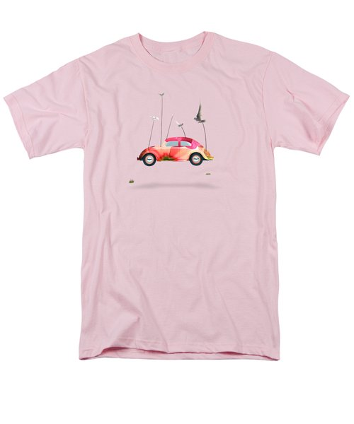 Suriale Cars  Men's T-Shirt  (Regular Fit) by Mark Ashkenazi