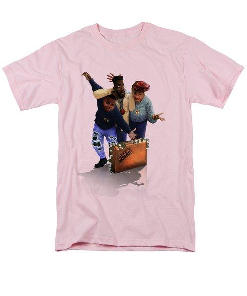 De La Soul Men's T-Shirt  (Regular Fit) by Nelson  Dedos Garcia