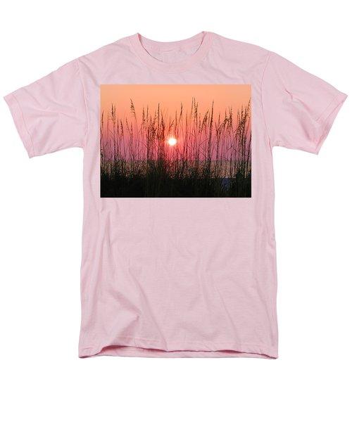 Dune Grass Sunset T-Shirt by Bill Cannon