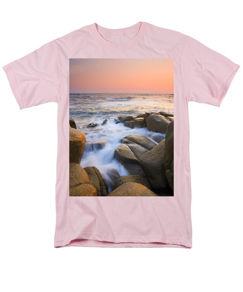 Red Sky At Morning T-Shirt by Mike  Dawson