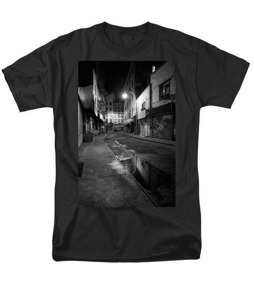 Chinatown New York City - Doyers street T-Shirt by Gary Heller