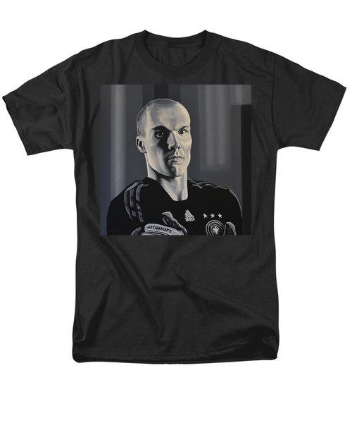 Robert Enke T-Shirt by Paul  Meijering