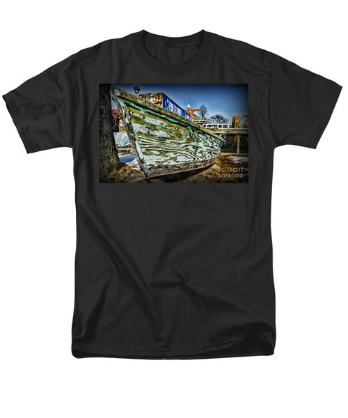Boat Forever Dry Docked T-Shirt by Paul Ward
