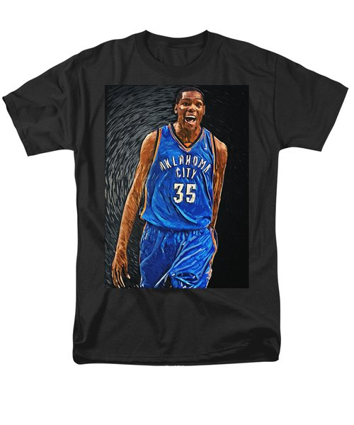 Kevin Durant T-Shirt by Taylan Soyturk
