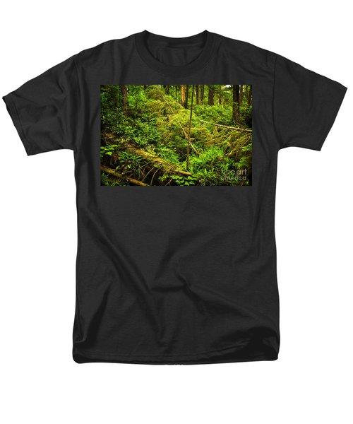 Lush temperate rainforest T-Shirt by Elena Elisseeva