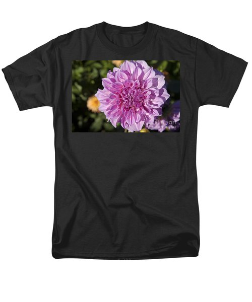 Pink Dahlia T-Shirt by Peter French