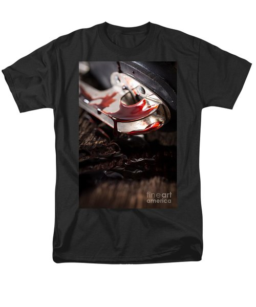 Scene of the Crime T-Shirt by Edward Fielding