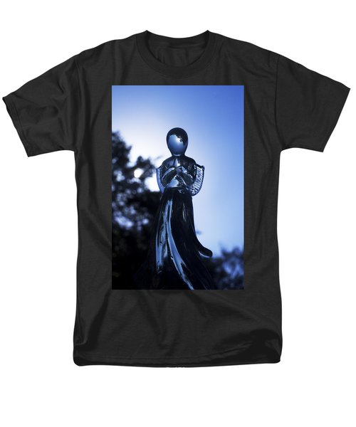 Shadows from Heaven T-Shirt by Sharon Cummings
