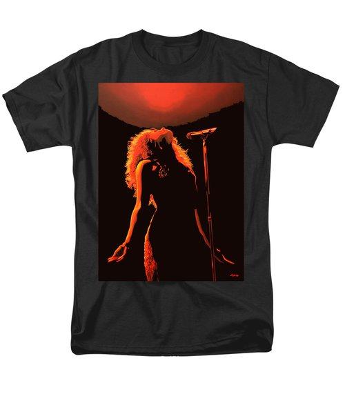 Shakira Men's T-Shirt  (Regular Fit) by Paul Meijering
