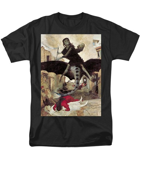 The plague T-Shirt by Arnold Bocklin