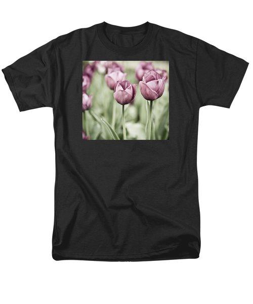 Tulip Garden T-Shirt by Frank Tschakert