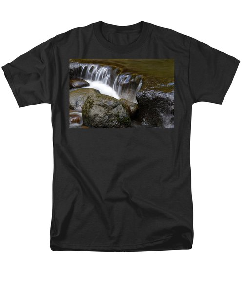 Waterfall T-Shirt by Les Cunliffe
