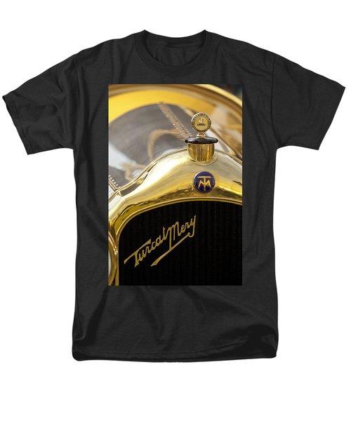 1913 Turcat-Mery MJ Boulogne Torpedo Hood Ornament and Emblem T-Shirt by Jill Reger