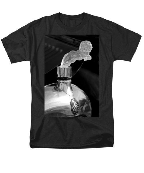 1925 Citroen Cloverleaf Hood Ornament 2 T-Shirt by Jill Reger