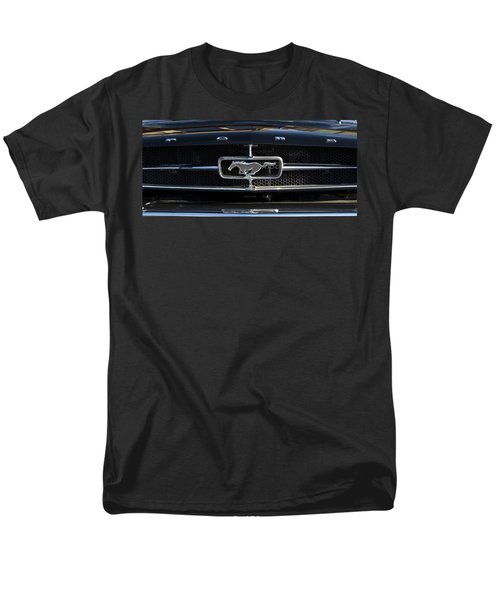 1965 Shelby prototype Ford Mustang Hood Ornament T-Shirt by Jill Reger