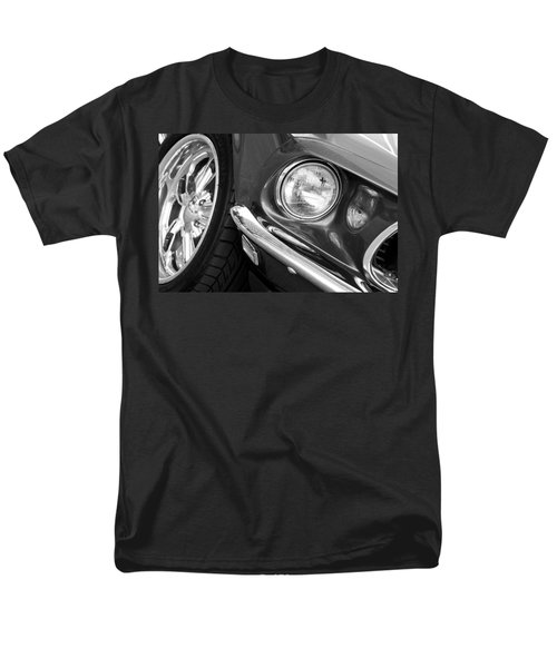 1969 Ford Mustang Mach 1 Front End T-Shirt by Jill Reger
