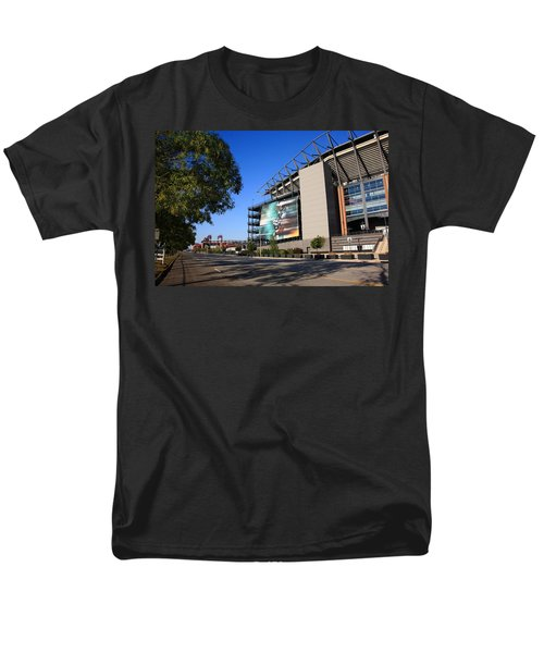 Philadelphia Eagles - Lincoln Financial Field T-Shirt by Frank Romeo