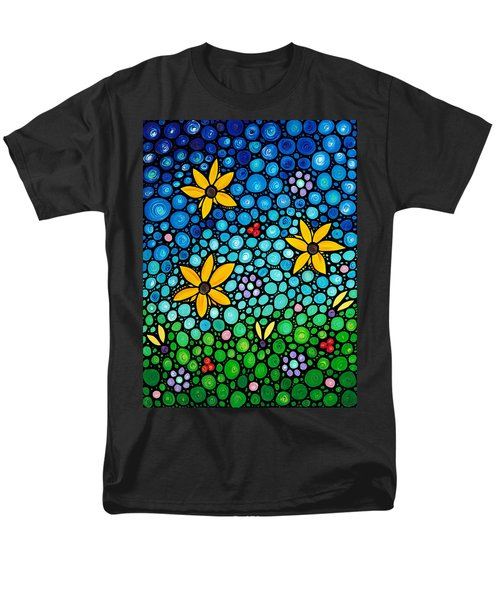 Spring Maidens T-Shirt by Sharon Cummings