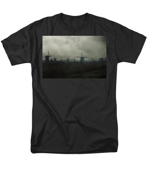 windmills T-Shirt by Joana Kruse