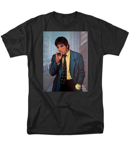 Al Pacino  T-Shirt by Paul  Meijering