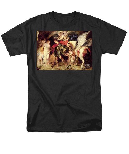 Perseus Liberating Andromeda Men's T-Shirt  (Regular Fit) by Peter Paul Rubens
