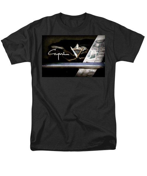 Lincoln Capri Emblem T-Shirt by Jill Reger