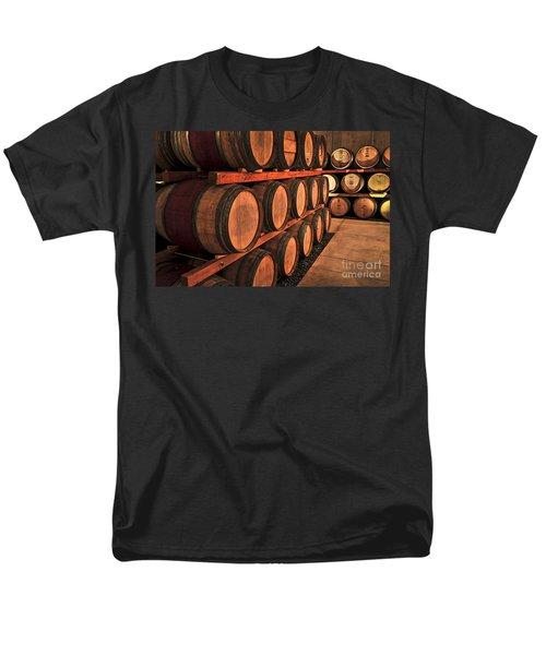 Wine barrels T-Shirt by Elena Elisseeva