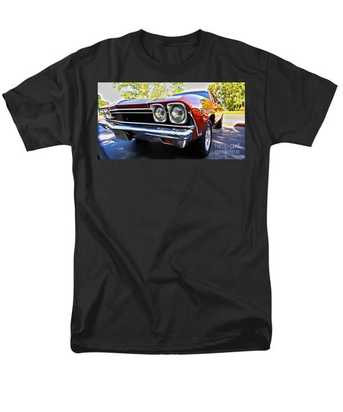 68 Chevelle  color T-Shirt by Cheryl Young