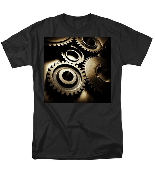 Cogs T-Shirt by Les Cunliffe