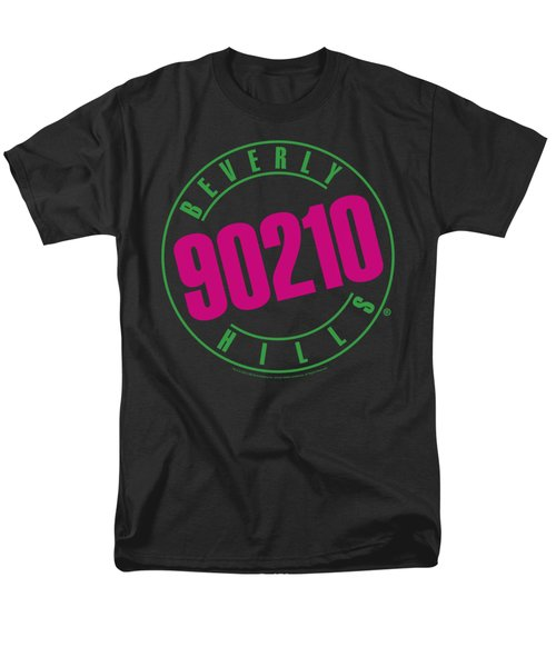 90210 - Neon Men's T-Shirt  (Regular Fit) by Brand A