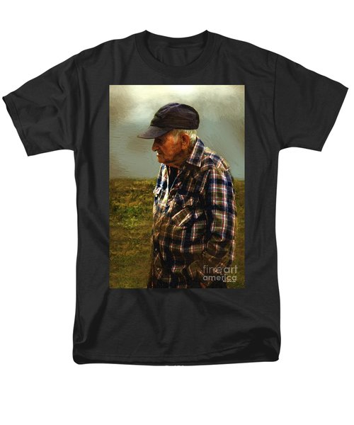 A Lifetime in the Fields T-Shirt by RC DeWinter