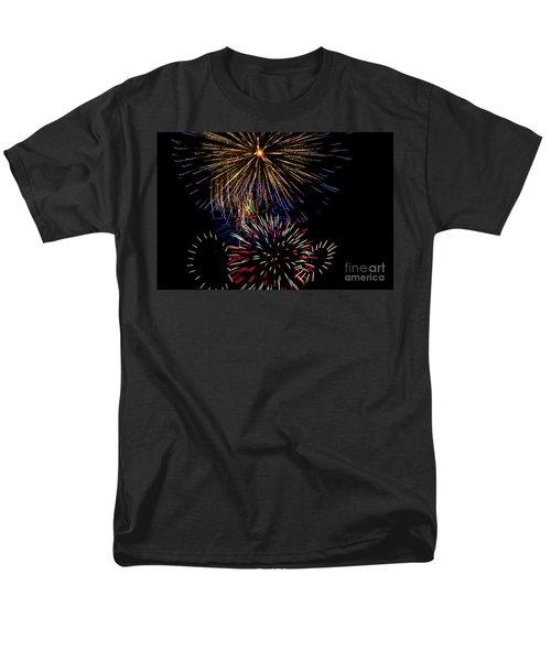 Abstract Firwoprks T-Shirt by Robert Bales