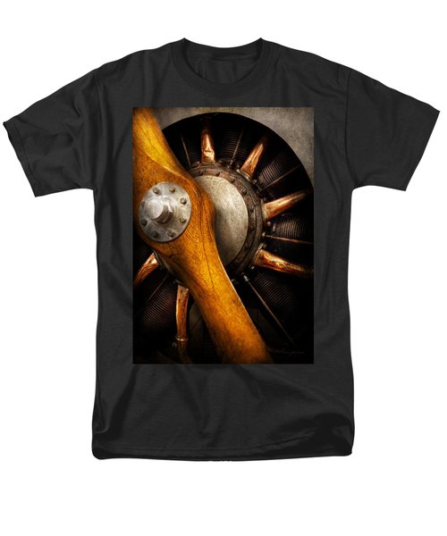 Air - Pilot - You got props T-Shirt by Mike Savad