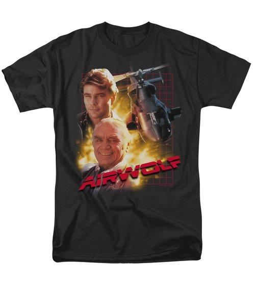 Airwolf - Airwolf Men's T-Shirt  (Regular Fit) by Brand A