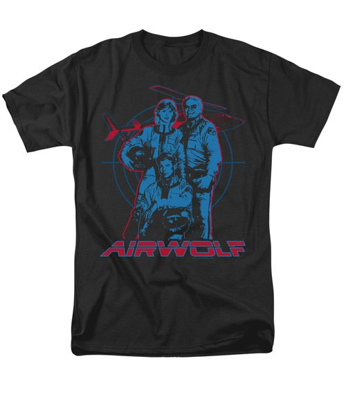 Airwolf - Graphic Men's T-Shirt  (Regular Fit) by Brand A