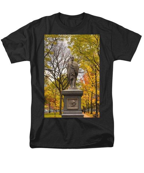 Alexander Hamilton Statue T-Shirt by Joann Vitali
