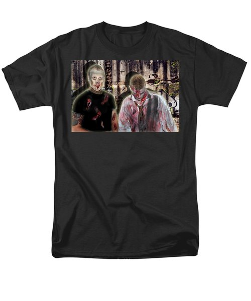 American Zombies T-Shirt by Gary Keesler