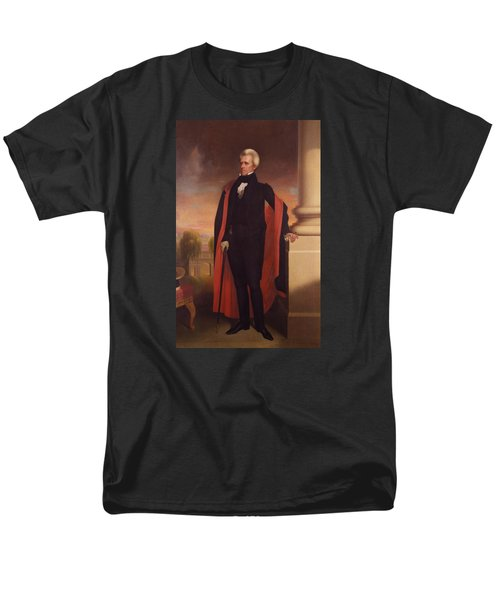 Andrew Jackson Standing T-Shirt by War Is Hell Store
