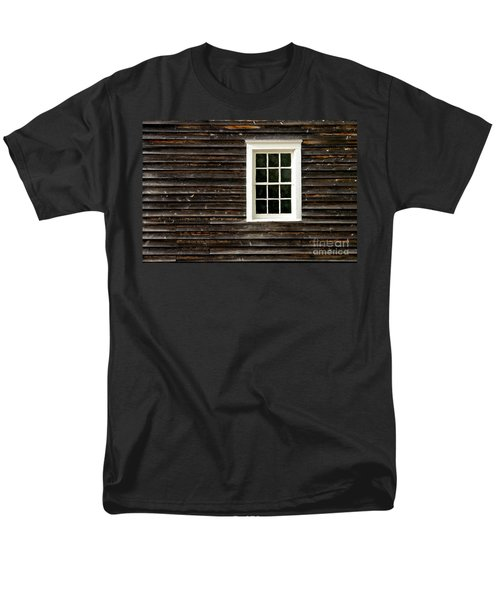 Antique Window T-Shirt by Olivier Le Queinec
