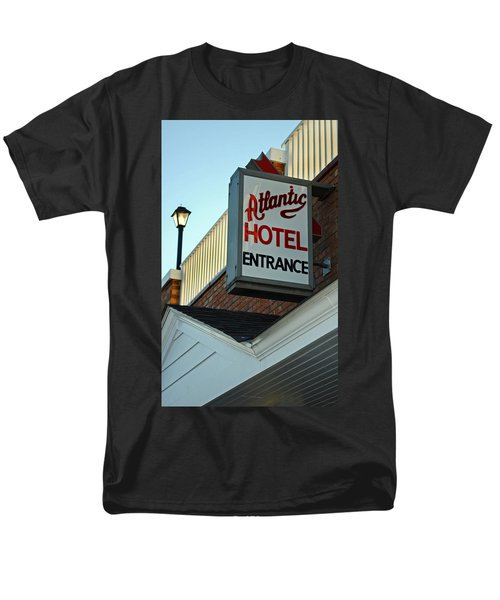 ATLANTIC HOTEL T-Shirt by Skip Willits
