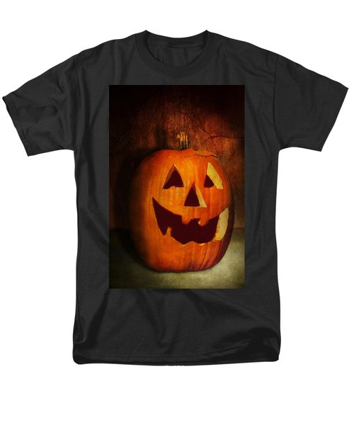 Autumn - Halloween - Jack-o-Lantern  T-Shirt by Mike Savad