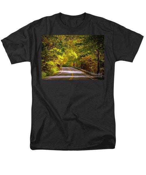Autumn Road T-Shirt by Carol Groenen