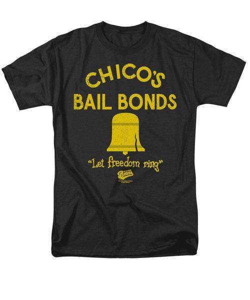 Bad News Bears - Chico's Bail Bonds Men's T-Shirt  (Regular Fit) by Brand A