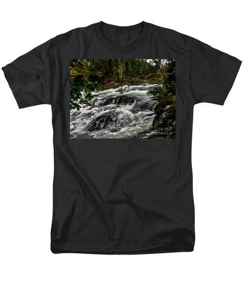 Baranof River T-Shirt by Robert Bales