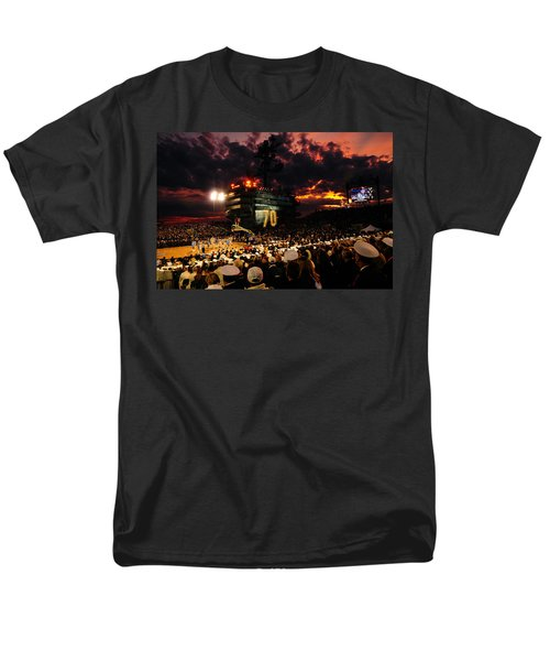 Basketball on a Carrier T-Shirt by Mountain Dreams
