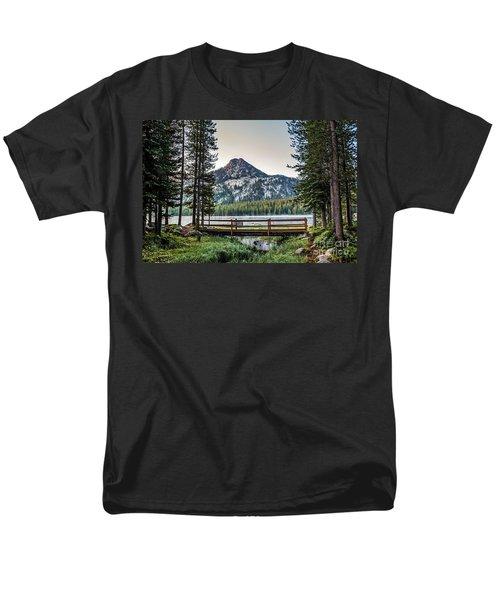 Beautiful Bridge View T-Shirt by Robert Bales