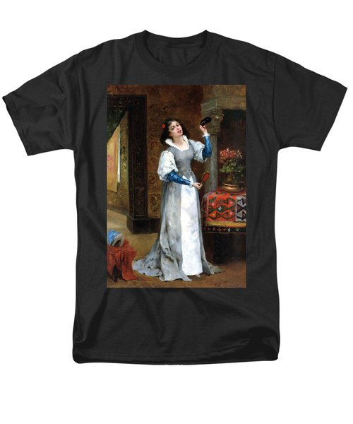 Before The Masked Ball T-Shirt by Noel Saunier
