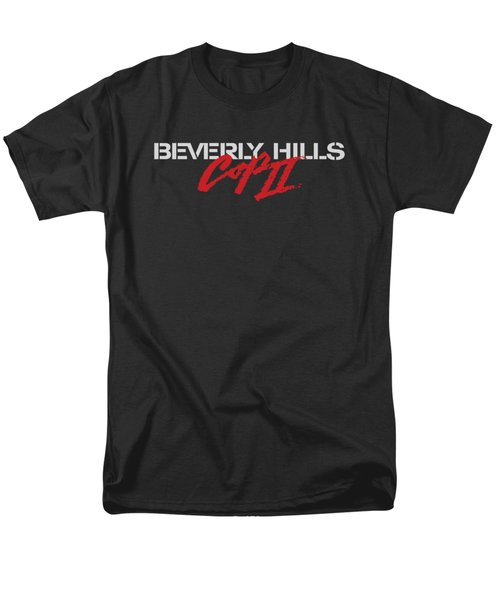 Bhc II - Logo Men's T-Shirt  (Regular Fit) by Brand A